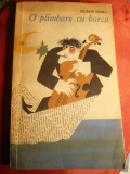 T.Mazilu - O Plimbare cu Barca - Proza Satirica -Prima Ed. 1964