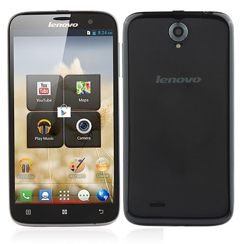 """Lenovo A850 Dual Sim Smartphone 5.5"""" , Quad Core 1.3Ghz, 3G , GPS, WiFi, Android 4.2.2,  In stoc Pret Promotional foto mare"""