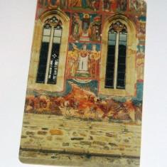 Cartela telefonica - ARTA - RELIGIE - BISERICA - MANASTIRE - NORDUL MOLDOVEI - PICTURA - 1999 - 2+1 gratis pt produse la pret fix - RBK4383 - Cartela telefonica romaneasca