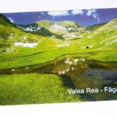 Cartela telefonica - PEISAJ - NATURA - MUNTE - VALEA REA - FAGARAS - CRUCEA DE FIER - 2003 - 2+1 gratis pt produse la pret fix - RBK4398 - Cartela telefonica romaneasca