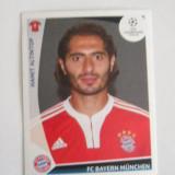 POZE/STICKERE PANINI - NR 16 - FC BAYERN MUNCHEN - UEFA CHAMPIONS LEAGUE - 2009-2010