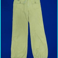 NOI _ Pantaloni subtiri, catifea reiata fina, UNIONBAY _ fete | 10 ani | 140 cm, Marime: Alta, Culoare: Bej
