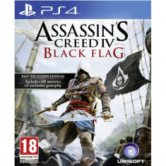 PE COMANDA Assassins Creed IV PS4 XBOX ONE - Jocuri Xbox One, Role playing, 18+, Multiplayer