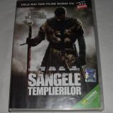 Vand dvd original cu filmul SANGELE TEMPLIERILOR