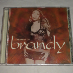 Vand cd BRANDY-The best of - Muzica R&B warner