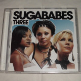 Vand cd SUGABABES-Three - Muzica Pop universal records