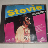 Vand cd STEVIE WONDER-The first hits