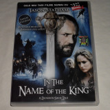 Vand dvd original cu filmul IN THE NAME OF THE KING