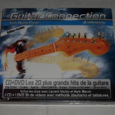 Vand cd+dvd sigilat JEAN-PIERRE DANEL-Anthology, universal records