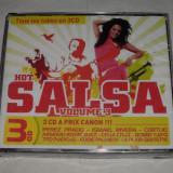 Vand cd sigilat HOT SALSA