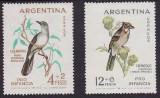 Argentina 1962 - Mi.no.806-7 neuzat