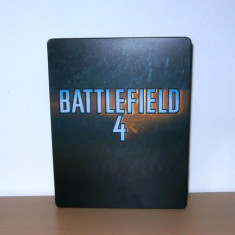 Vand carcasa Battlefield 4 Limited Edition Steelbook , foarte rara , de colectie