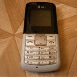 LG KP105 - 69 lei - Telefon LG, Alb, Nu se aplica, Neblocat, Fara procesor