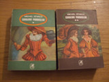 MICHEL ZEVACO  --  Cavalerii Pardaillan   --  [ 2 volume, 1974, 533 + 565 pag. ], Alta editura