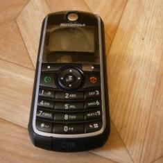 Motorola C118 - 69 lei - Telefon Motorola, Negru, Nu se aplica, Neblocat, Fara procesor