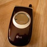 LG C1200 - 59 lei - Telefon LG, Rosu, Nu se aplica, Neblocat, Fara procesor