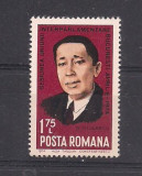 No(02)timbre-Romania 1974-L.P.842-Sesiunea Uniunii Interparlamentare-Bucuresti