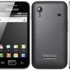 SCHIMB / VAND Samsung Galaxy Ace S5830 - Telefon mobil Samsung Galaxy Ace, Negru, Neblocat