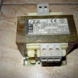 TRANSFORMATOR MONOFAZAT 150VA, BOBINA PRIMARA 230V-400V, BOBINA SECUNDARA 24V