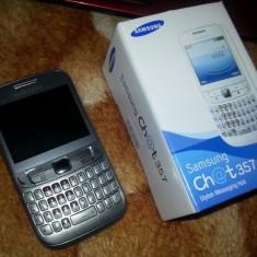 Vand Samsung CHAT - Telefon Samsung, Gri, 64GB, Orange, Fara procesor, 32 MB