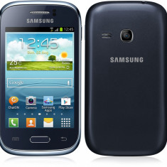 Samsung galaxy young S6310 - Telefon mobil Samsung Galaxy Young, Orange, Single SIM