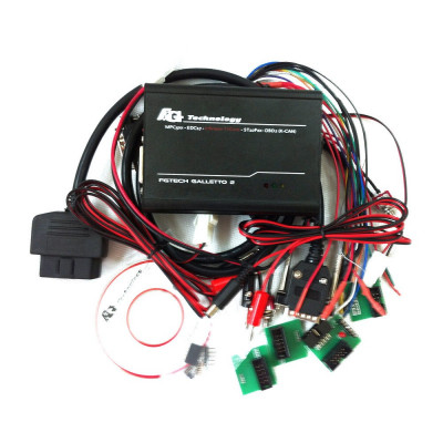 Interfata tester tuning auto - FGTech Galletto 2 v54 mape ECU foto
