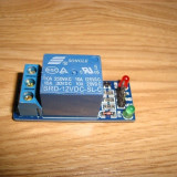 12V 1-Channel One Channel Relay Module high Level Triger (arduino AVR PIC)