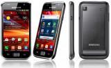 Samsung galaxy s plus, garantie 1 an, se vinde cu toate accesoriile, cadou husa, 8GB, Negru, Neblocat
