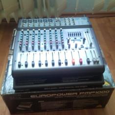 SISTEM AUDIO MIXER + BOXE - Mixere DJ Behringer