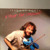 JEAN LUC PONTY - A TASTE FOR PASSION (1979 /WARNER BROS) - DISC VINIL/VINYL/JAZZ