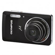 Vand sau schimb aparat foto Olympus mju 5010 - Aparat Foto compact Olympus, Ultracompact, 14 Mpx, Peste 20x, 2.7 inch