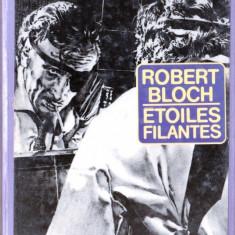ETOILES FILANTES de ROBERT BLOCH (IN LIMBA FRANCEZA) - Carte in franceza