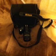 Vand DSLR Nikon D 40 in stare impecabila adus din Singapore, Kit (cu obiectiv), Sub 8 Mpx, HD