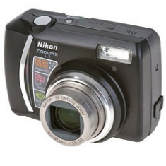 Aparat foto Nikon Coolpix L1 6.2 megapixeli, 5x zoom optic - Aparat Foto compact Nikon, Compact, 5 Mpx, 2.5 inch