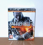 Joc Playstation PS3 - Battlefield 4 Deluxe Edition , de colectie , nou , sigilat, Shooting, 16+