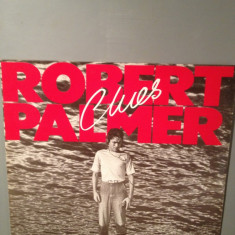ROBERT PALMER - CLUES (1980) - DISC VINIL made in WEST GERMANY, ariola