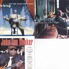 CD Blues: B.B. King - diverse titluri ( vezi lista de discuri in descriere)