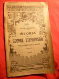 E.Dambeanu prelucrare dupa G.Bruno - Istoria lui G.Stephenson -Ed. 1925, Alta editura