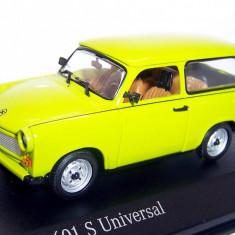 Minichamps Trabant 601 Universal Kombi verde 1:43