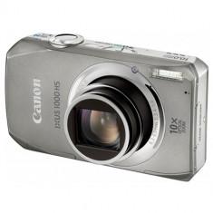 Aparat foto-digital canon ixus 1000 hs silver +card 8gb - Aparat Foto cu Film Canon