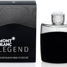 Parfum Original Men Mont Blanc Legend 100 ml EDT 210 Ron - NOU TESTER - Parfum barbati Mont Blanc, Apa de toaleta