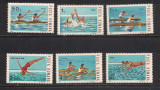 No(08)timbre-Romania 1983-L.P.1081-Sporturi nautice