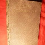 Emil Garleanu - Privelisti din Tara, Schite, Insemnari - Ed. 1925 - Carte de calatorie