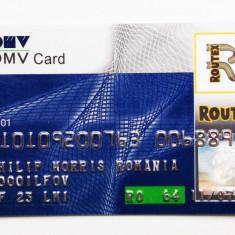 CARD OMV PENTRU COLECTIONARI ** - Card Bancar