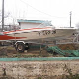 vand salupa Mercury V-162 Futura