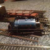 Hornby made in England locomotiva si sine electrice - Colectii