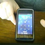 Vodafon SmartMini (Vodafon875) - Telefon mobil Vodafone, Alb, 4GB, Vodafone, Single core, 512 MB
