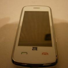 ZTE-G N281 - 99 lei - Telefon mobil ZTE, Alb, Nu se aplica, Neblocat, Fara procesor