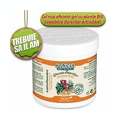 GEL ANTIINFLAMATOR GHEARA DRACULUI 250 ML - Remediu din plante