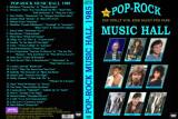 ROCK-POP MUSIC HALL DUBLU DVD 1985 (CONCERT KU LIPPSTADT) MUZICA ANII 80